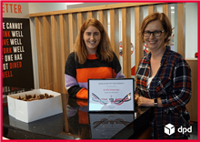 October 2018 - Employee of the month - Aoife Kearney