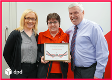January 2019 - Employee of the month - Caroline Murray
