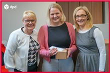 March 2019 - Employee of the month - Avril Browne