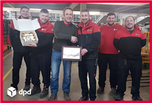 February 2019 - Employee of the month - Brendan Dunleavy